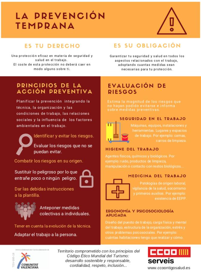 pdf sobre la prevención temprana CCOO-servicios
