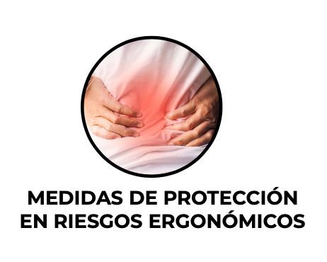 Medidas de protección en riesgos ergonómicos