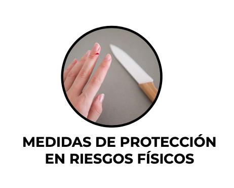 Medidas de protección en riesgos físicos